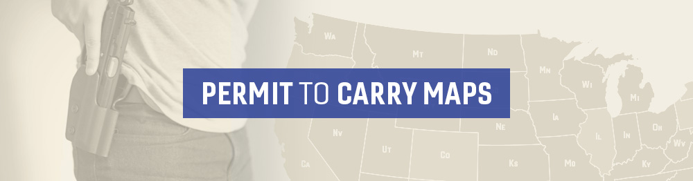 Permit to Carry Maps | MN Firearms Training